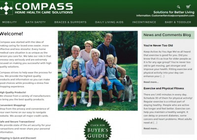 Compass Home Medical Supply