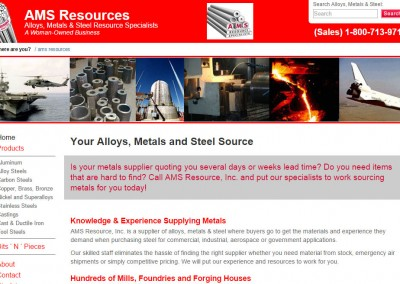 AMS Resources