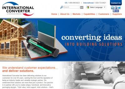 International Converter