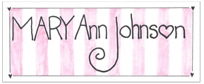 Mary Ann Johnson Logo